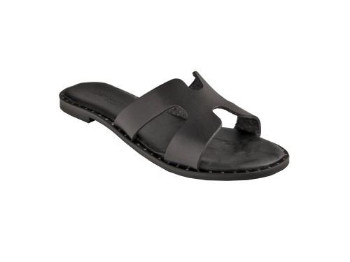 Sandali in pelle di vitello