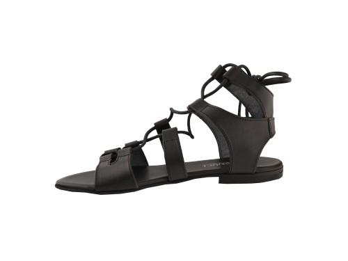 Sandali in vera pelle alla schiava