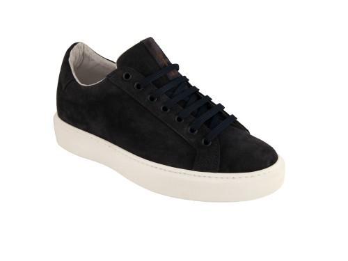 Sneakers in camoscio