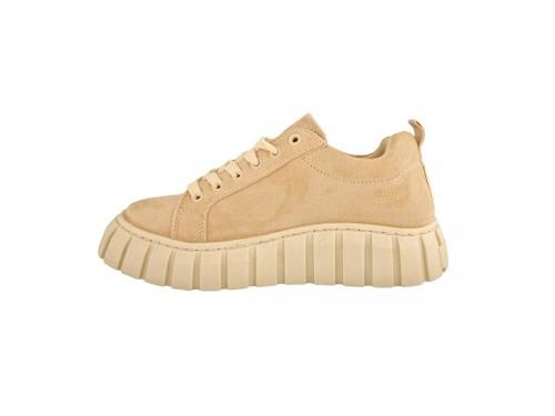 Sneakers con suola ultra light